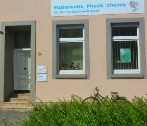 Das Schaufenster der Lernwerkstatt in Aachen