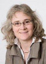 Sabine Heim unterrichtet Chemie