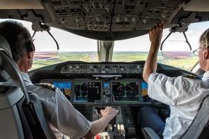 Oder Pilot werden?